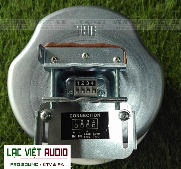 Mặt sau của loa âm trần JBL Control 12CT