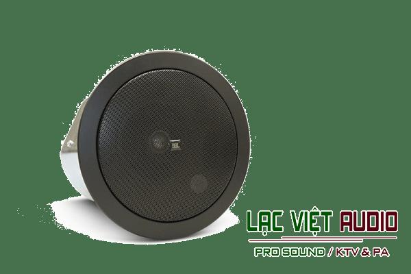 Giới thiệu về sản phẩm Loa âm trần Control 24CT BK
