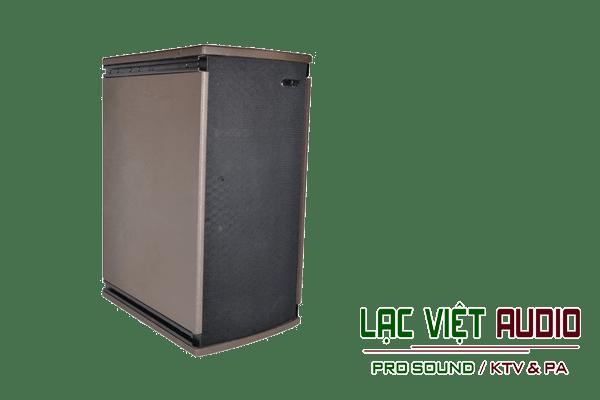 Giới thiệu về sản phẩm Loa array CAF HLA 007