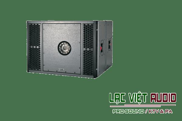 Giới thiệu về sản phẩm Loa array CAF LA 151S