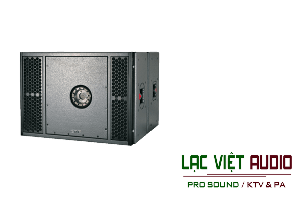 Giới thiệu về sản phẩm Loa array CAF LA 181S