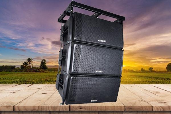 Giới thiệu về sản phẩm Loa array CAF NX 1210
