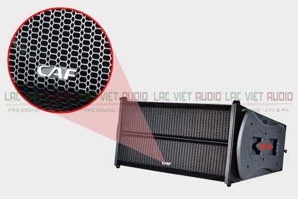 Thiết kế bên ngoài của sản phẩm Loa array CAF POP 210