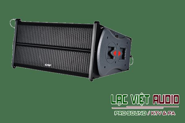 Giới thiệu về sản phẩm Loa array CAF POP 212