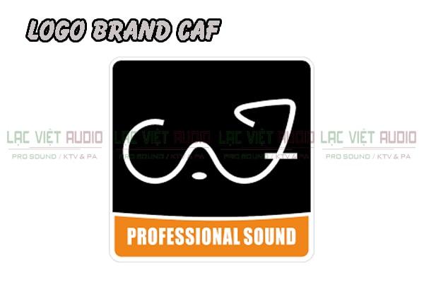 Logo của hãng CAF