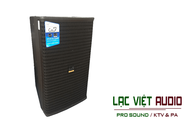 Giới thiệu về sản phẩm Loa CAF CA12Pro