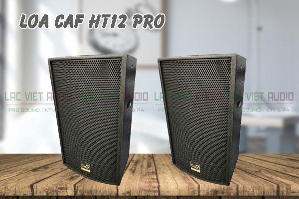 Tính năng Loa CAF HT12 Pro Lạc Việt Audio