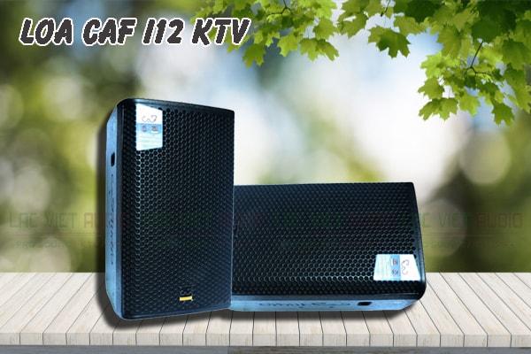 Các tính năng nổi bật của sản phẩm Loa CAF I12KTV