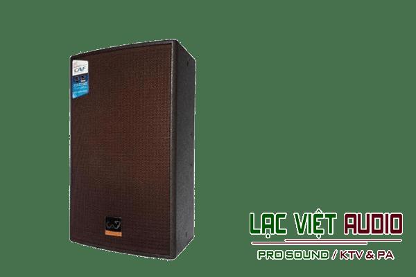 Giới thiệu về sản phẩm Loa CAF KING 112