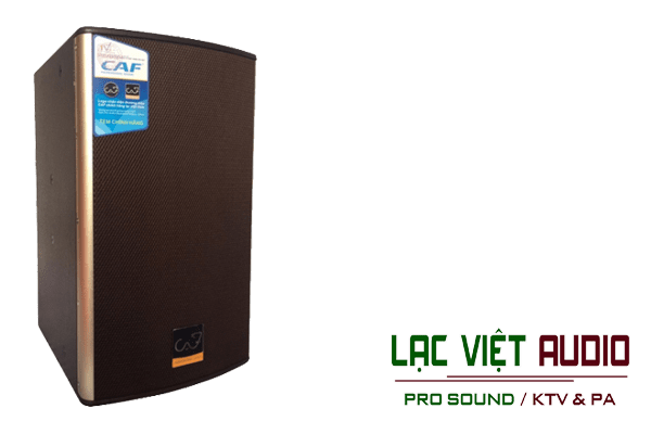 Giới thiệu về sản phẩm Loa CAF KTV 112pro