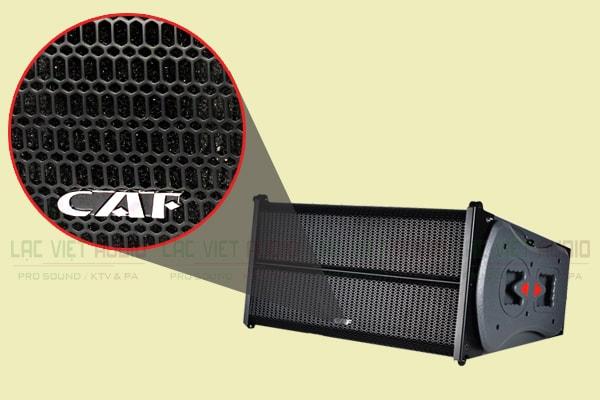 Thiết kế bên ngoài của sản phẩm Loa array CAF LA210