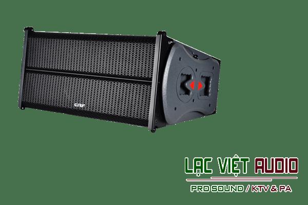 Giới thiệu về sản phẩm Loa array CAF LA210