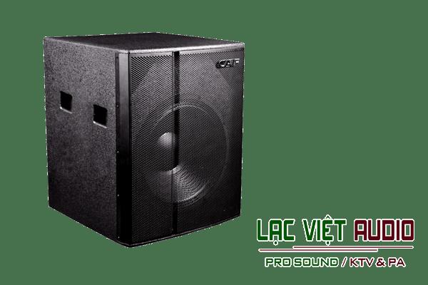 Giới thiệu về sản phẩm Loa CAF W15S pro- Lạc Việt Audio