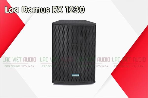 Tính năng Loa Domus RX 1230 - Lạc Việt Audio