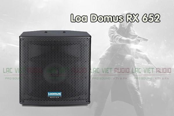 Tính năng Loa Domus RX 652 - Lạc Việt Audio