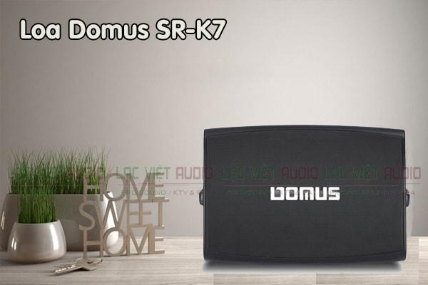Tính năng Loa Domus SR K7 - Lạc Việt Audio