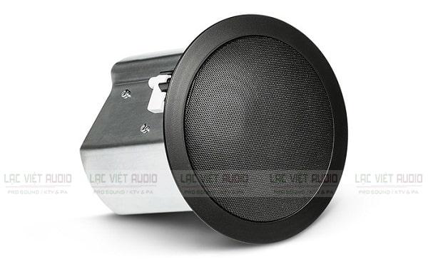 JBL Control 14CT có độ nhạy cao cùng dải tần đáp ứng rộng nên âm thanh hay, chuyên nghiệp