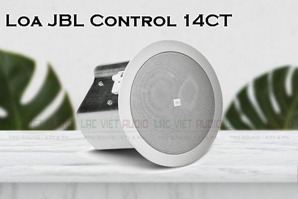 Loa âm trần JBL Control 14C/T có nhiều tính năng mới vượt trội