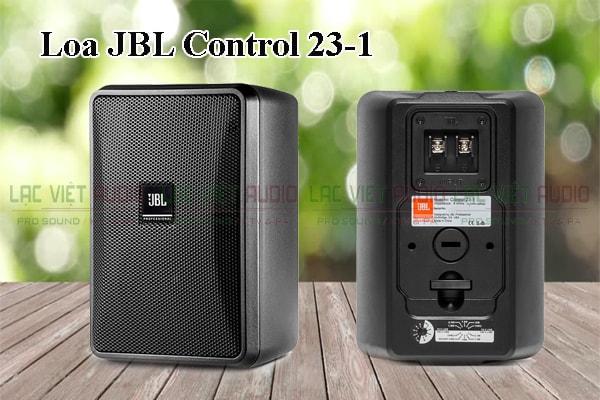 Tính năng nổi bật của sản phẩm Loa JBL Control 23 1