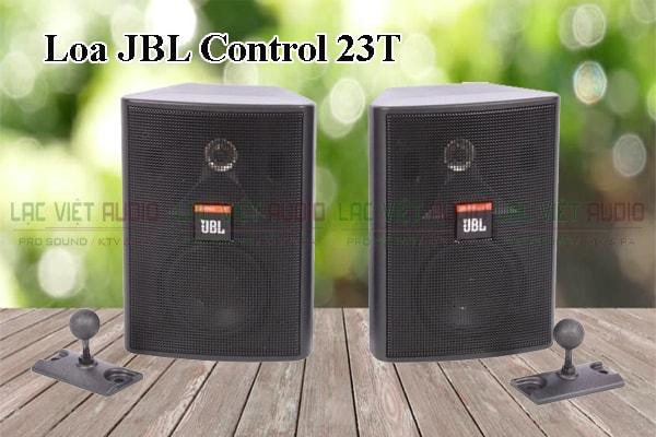 Thiết kế của sản phẩm Loa JBL Control 23T