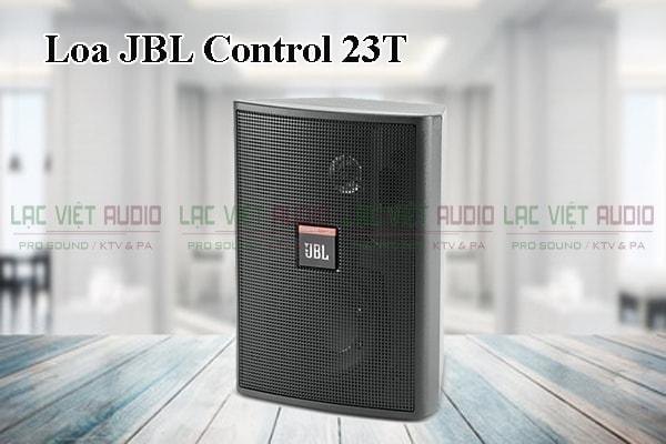 Tính năng nổi bật của sản phẩm Loa JBL Control 23T
