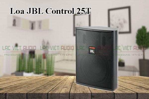 Tính năng nổi bật của sản phẩm Loa JBL Control 25T
