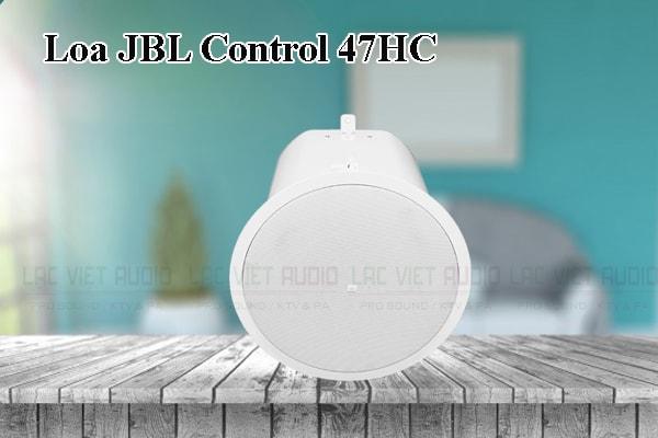 Các tính năng nổi bật của sản phẩm Loa JBL Control 47HC