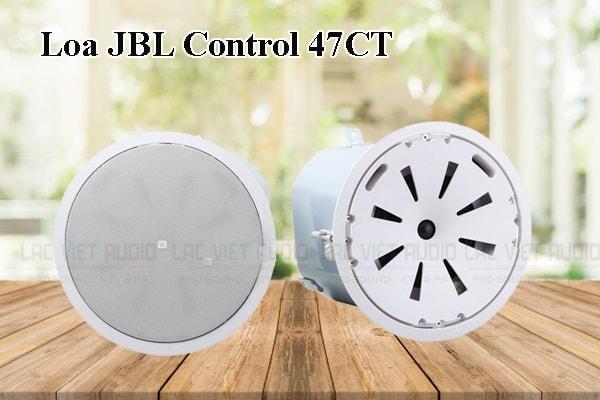 Các tính năng nổi bật của sản phẩm Loa JBL Control 47C/T