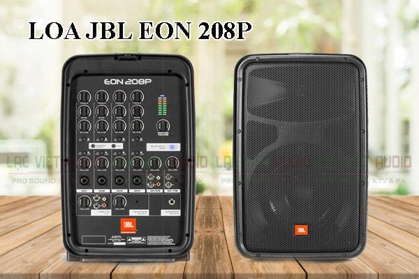 Tính năng nổi bật của thiết bị Loa JBL EON 208P