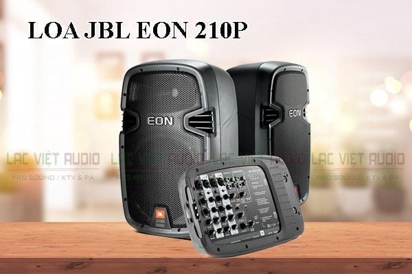 Tính năng nổi bật của thiết bị Loa JBL EON 210P