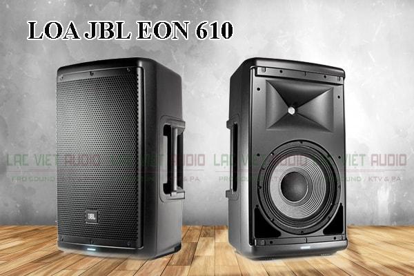 Tính năng nổi bật của thiết bị Loa JBL EON 610