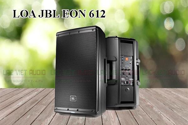 Tính năng nổi bật của thiết bị Loa JBL EON 612