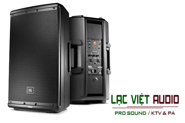 Giới thiệu sản phẩm Loa JBL EON 612