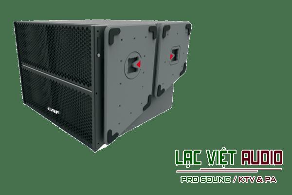 Giới thiệu về sản phẩm Loa Array CAF POP 218S