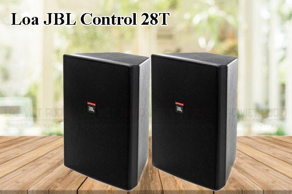 Tính năng nổi bật của thiết bị Loa JBL Control 28T