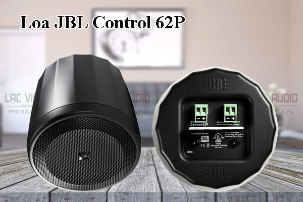 Tính năng nổi bật của sản phẩm Loa JBL Control 62P