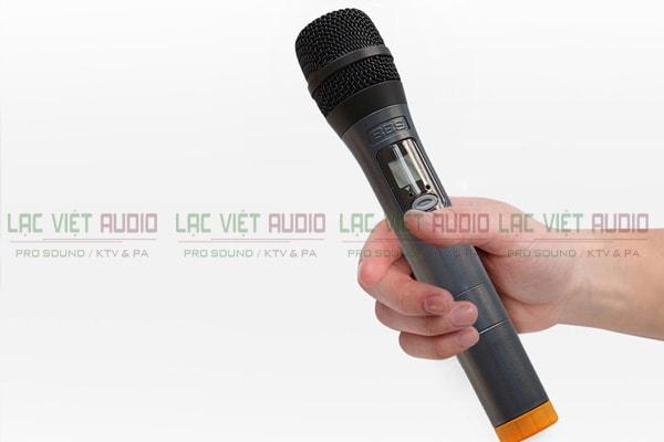 Cấu tạo mic của thiết bị