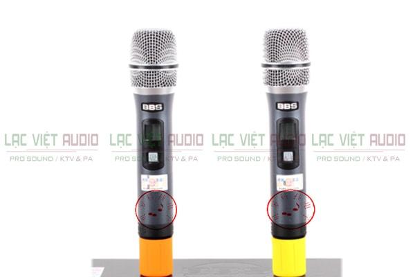 Micro BBS S328 GS - Lạc Việt Audio