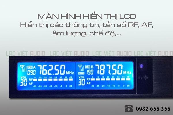 Chi tiết cấu tạo màn hình LCD