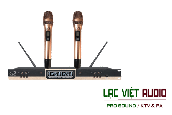 Giới thiệu về sản phẩm Micro CAF M1000Plus