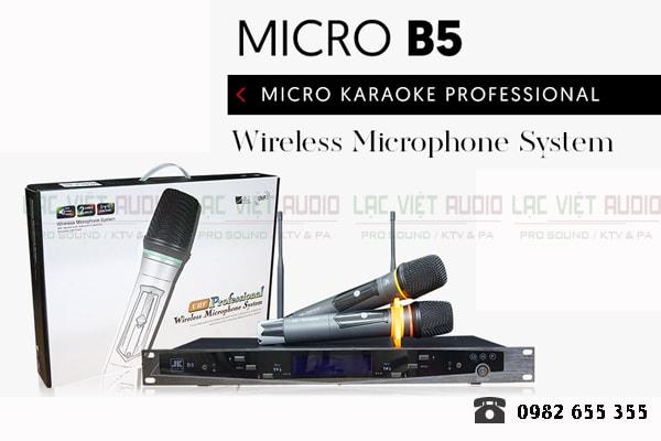 Micro JKAudio B5 - Lạc Việt Audio