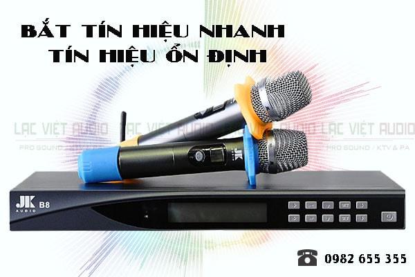 Micro Không Dây JKaudio B8 - Lạc Việt Audio