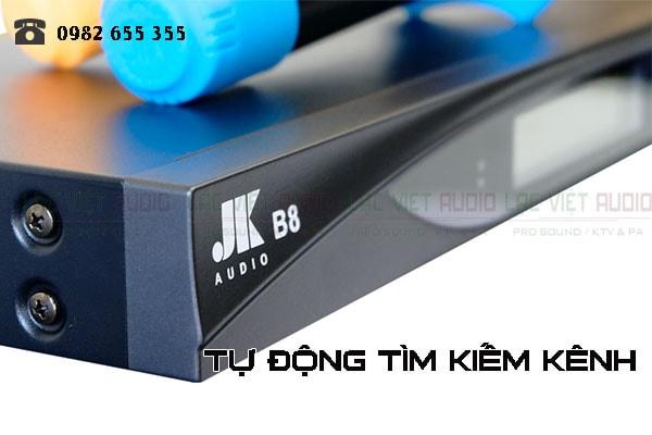 Chi tiết logo Micro Không Dây JKaudio B8 - Lạc Việt Audio