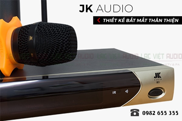 Thiết kế Micro JKaudio B3 - Lạc Việt Audio