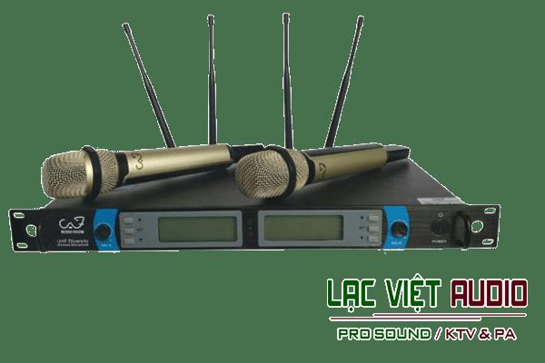 Giới thiệu về sản phẩm Micro CAF M2000+show