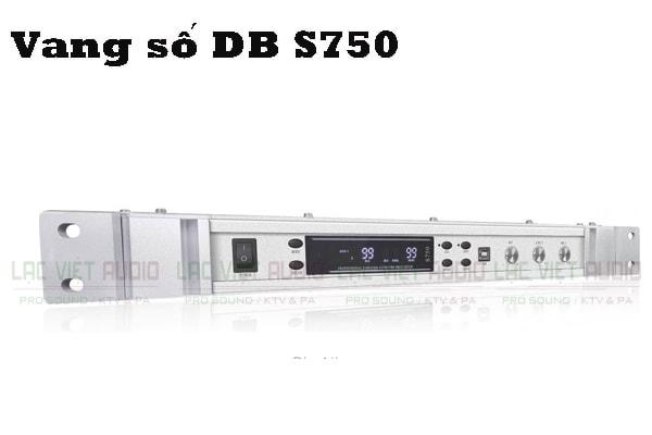 Thiết kế sản phẩm Vang số DB S750