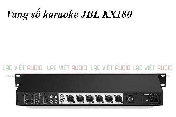 "Mặt sau Vang số karaoke JBL KX180 - Lạc Việt Audio<strong style=""font-size: 16px;""></strong>"
