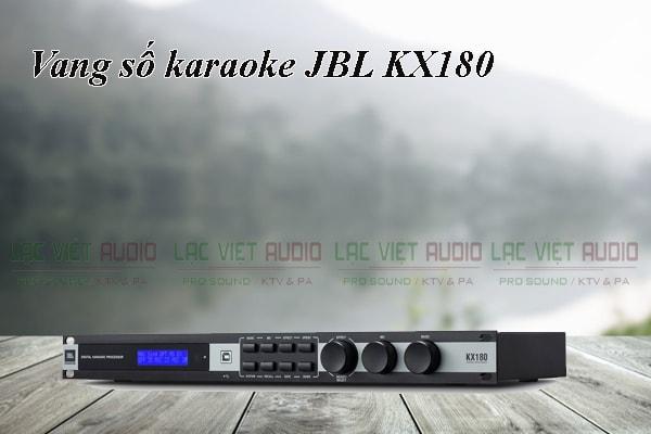 Tính năng của thiết bị vang số JBL