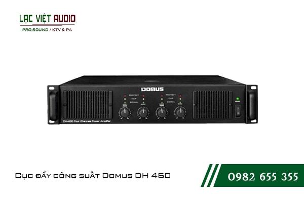 Giới thiệu về sản phẩm Cục đẩy công suất Domus DH 460