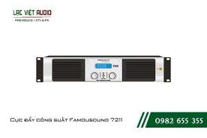 Giới thiệu về sản phẩm Cục đẩy công suất Famousound 7211